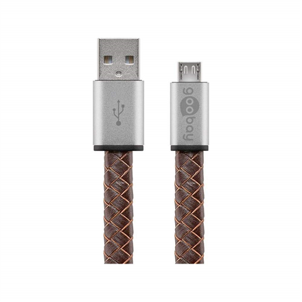 Goobay Micro USB charging and sync cable 44182