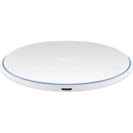 Goobay 45654 Fast Wireless Charger 10W White