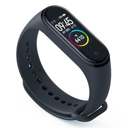 Xiaomi Mi Band 4 AMOLED, Heart rate monitor, Activity monitoring Yes, Waterproof, Bluetooth, Black
