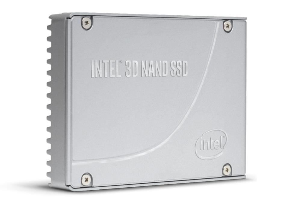 """SSD PCIE NVME 6.4TB TLC 2.5""""/DC P4610 SSDPE2KE064T801 INTEL"""