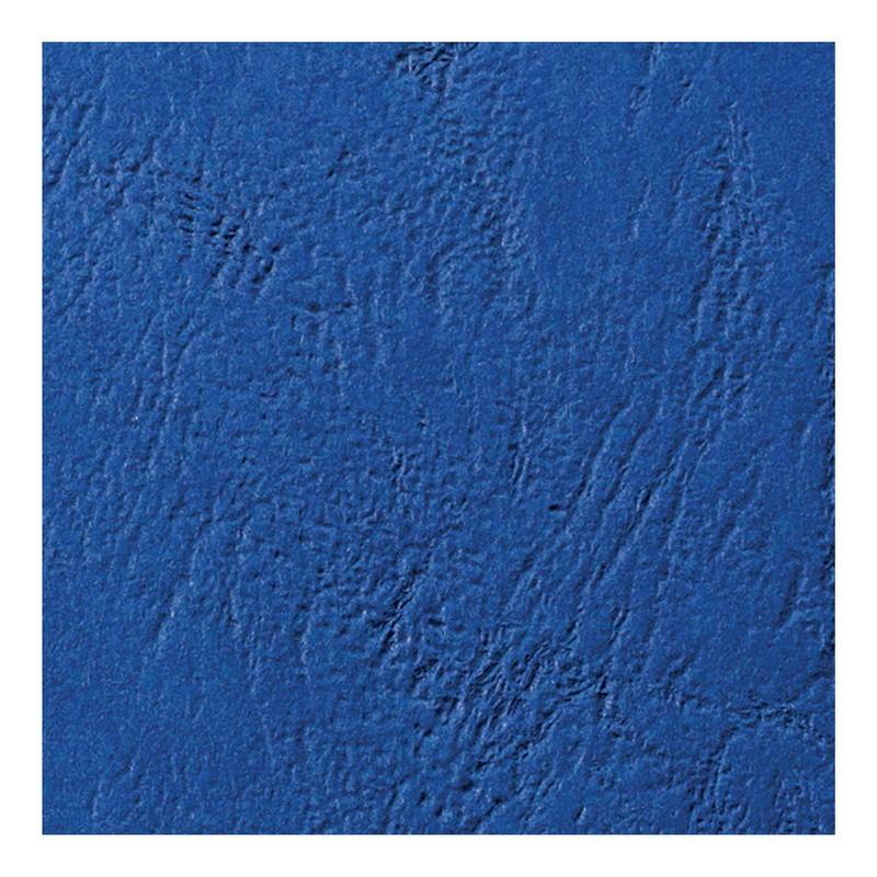 Köitekartong Fellowes Delta A4, 250 g/m2, 25tk, sinine