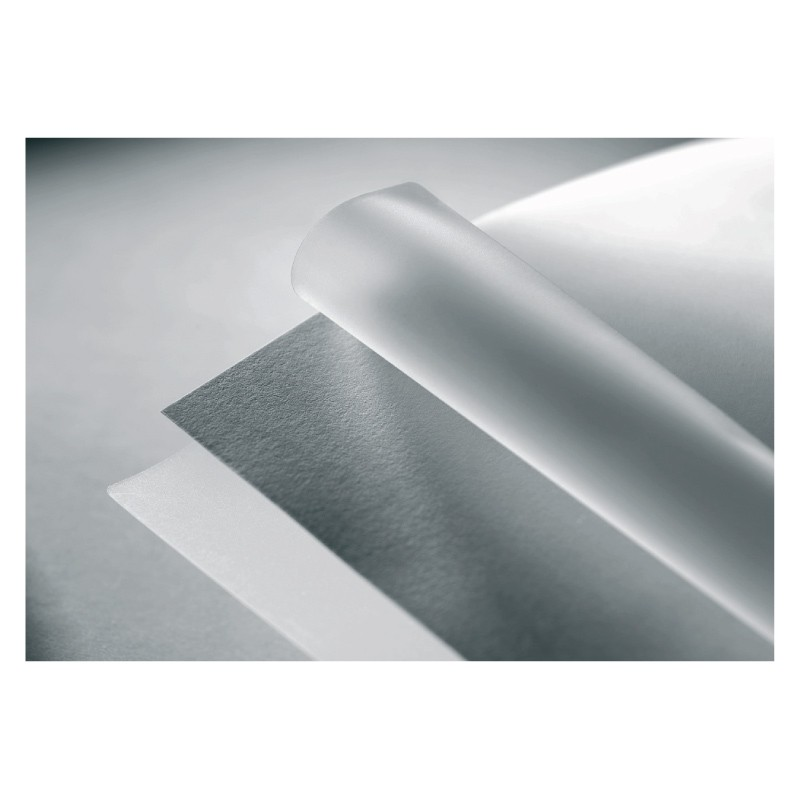 Köitekile Fellowes, PVC, A4 läbipaistev 200mic, 100tk