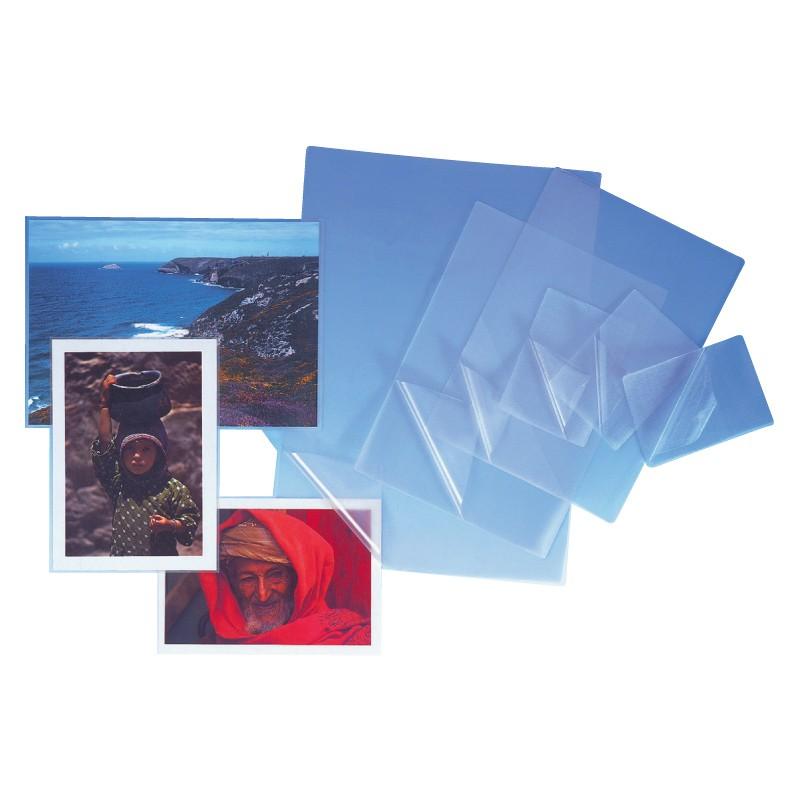 Lamineerimistaskud ProfiOffice A7, 80x111mm, 125mic, 100tk