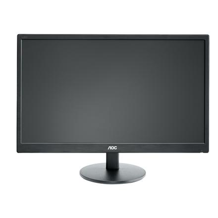 """AOC e2270Swn 21.5 """", TN, Full HD, 1920 x 1080 pixels, 16:9, 5 ms, 200 cd/m², Black, VGA"""