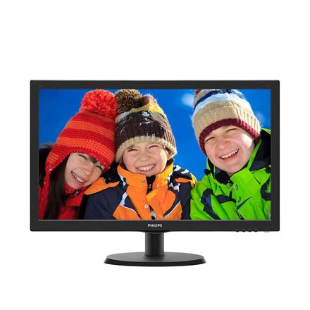 """Philips V Line 223V5LHSB2/00 LED display 54,6 cm (21.5"""") 1920 x 1080 pikslit Full HD Must"""