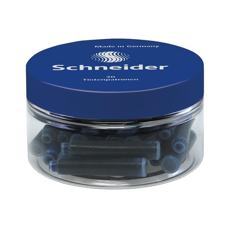 Tindiballoonid Schneider, sinine, 30tk