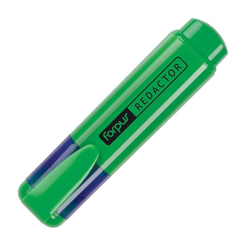 Tekstimarker Forpus Redactor, 2-5mm  roheline
