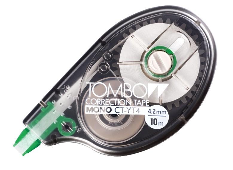 Korrektuurlint Tombow Mono 4,2mm x 10m, pöör. ots