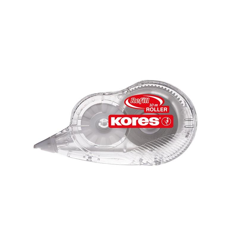 Korrektuurlint Kores Refill Roller 4,2mm x 10m