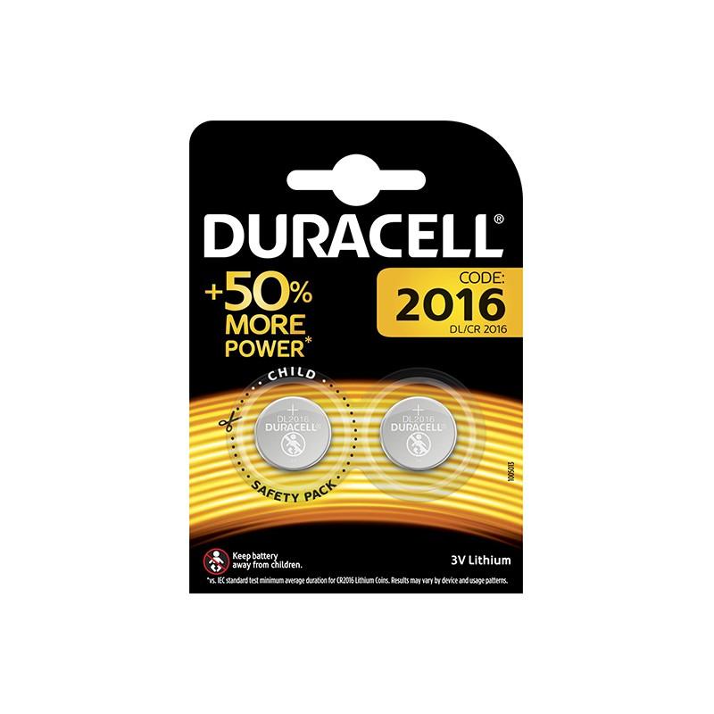 Patarei Duracell 2016, 2 tk