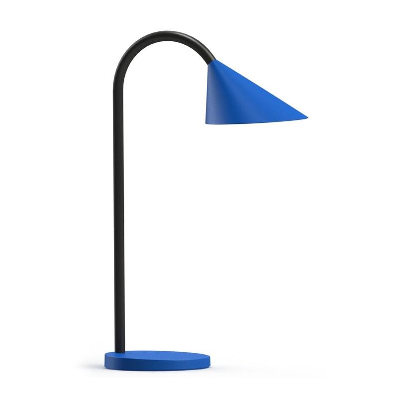 Laualamp UNILUX SOL LED, sinine