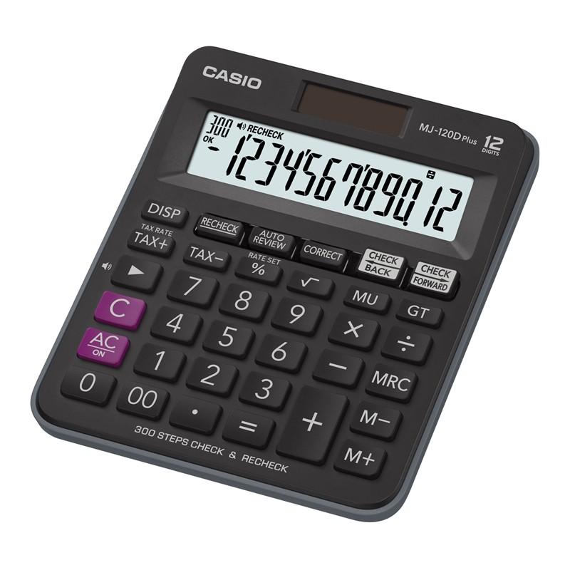 Kalkulaator CASIO MJ-120D Plus