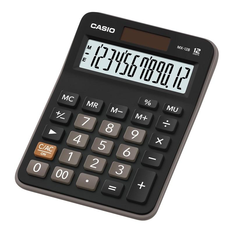 Kalkulaator CASIO MX-12B