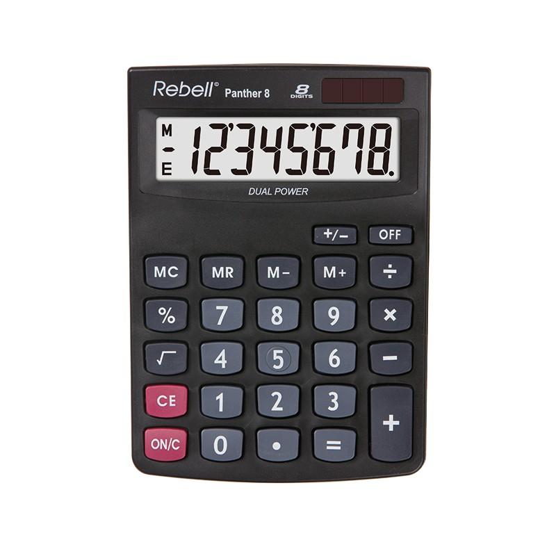 Kalkulaator Rebell RE-PANTHER 8 BX