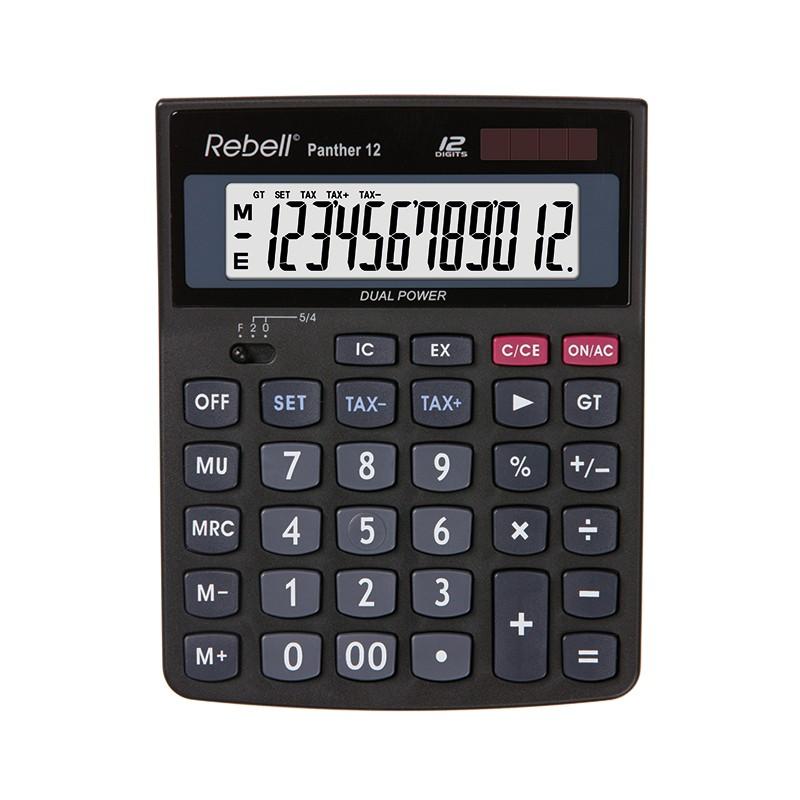 Kalkulaator Rebell RE-PANTHER 12 BX