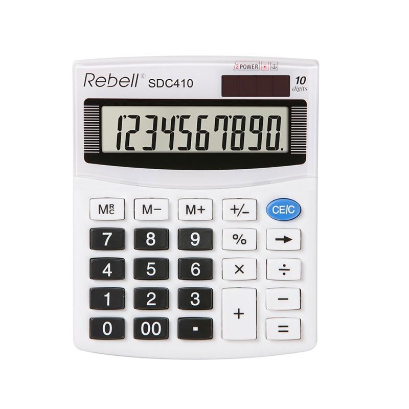 Kalkulaator REBELL SDC-410