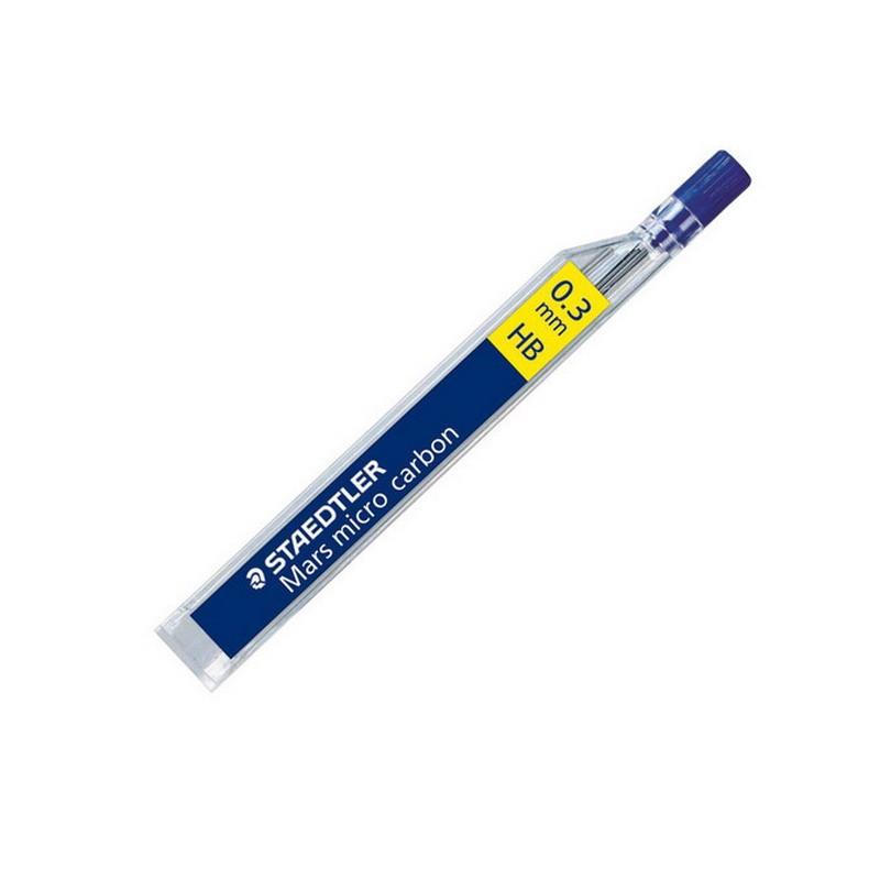 Mehaanilise pliiatsi terad Staedtler Mars Micro 0,3 mm HB