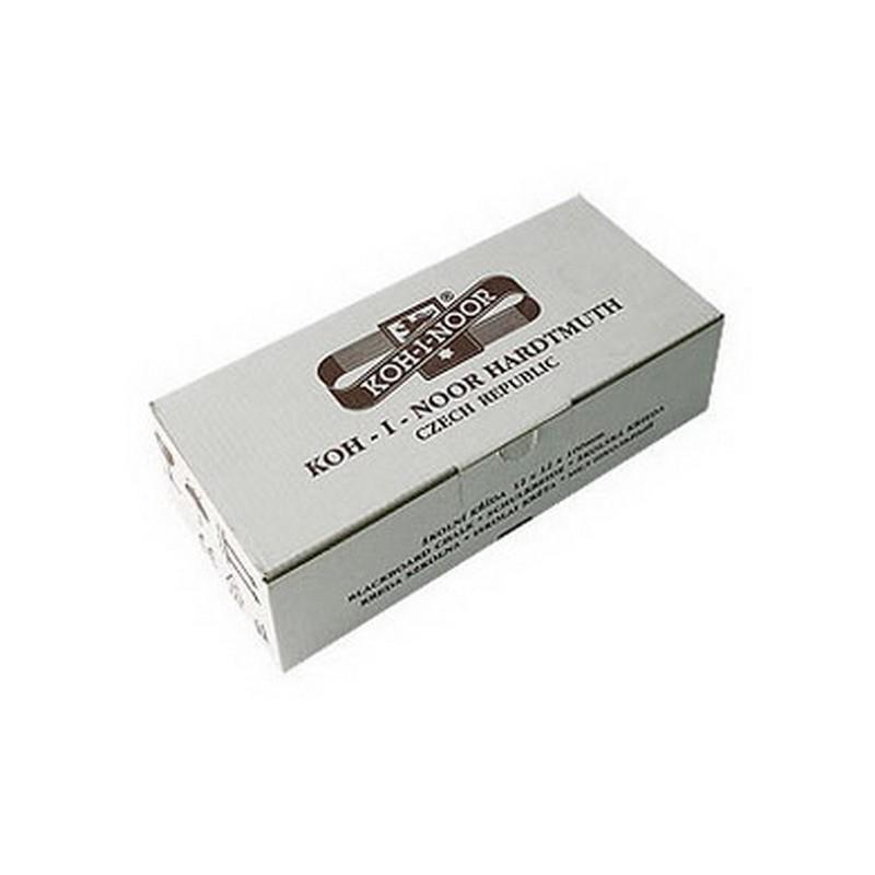 Kriit Koh-i-Noor valge, kandiline 100 tk