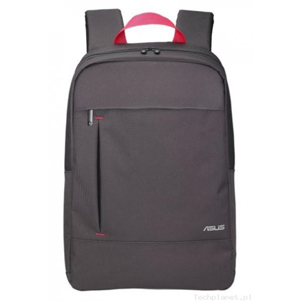 "Asus NEREUS Fits up to size 16 "", Black, Backpack"