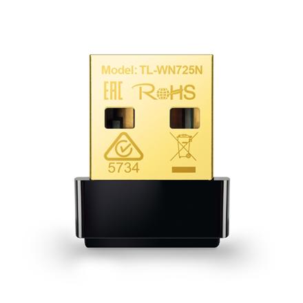 TP-LINK TL-WN725N võrgukaart WLAN 150 Mbit/s