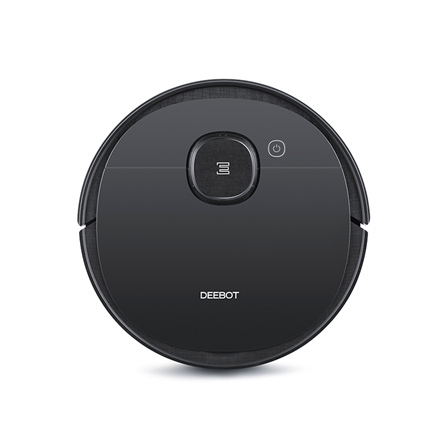 Ecovacs Vacuum cleaner DEEBOT OZMO 950 Wet&Dry, Operating time (max) 200 min, Lithium Ion, 5200 mAh, Dust capacity 0.43 L, 66 dB, Black, Battery warranty 24 month(s)