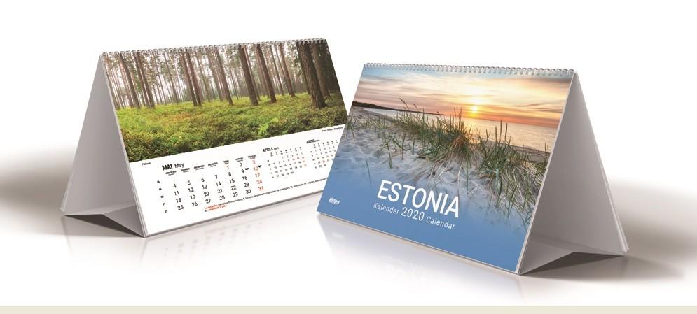 2913052000, Lauakalender Lauakolmnurk Estonia