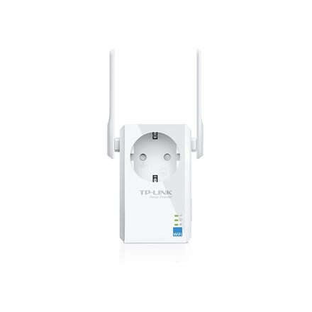 TP-LINK TL-WA860RE Powerline võrguadapter 300 Mbit/s Ethernet LAN WiFi Valge 1 tk