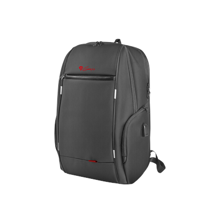 "Genesis Laptop backpack Pallad 400 Fits up to size 15,6 "", Black, Waterproof"