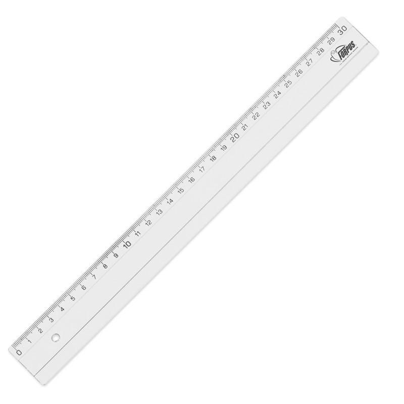 Joonlaud Forpus 30cm, läbipaistev