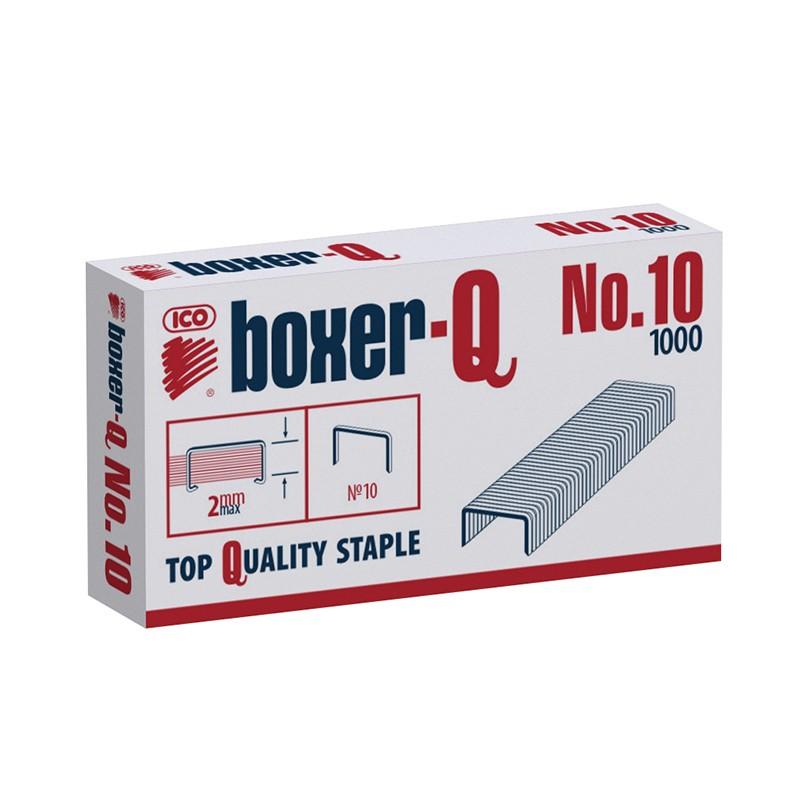 Klambrid ICO Boxer-Q, Nr.10, 1000 tk