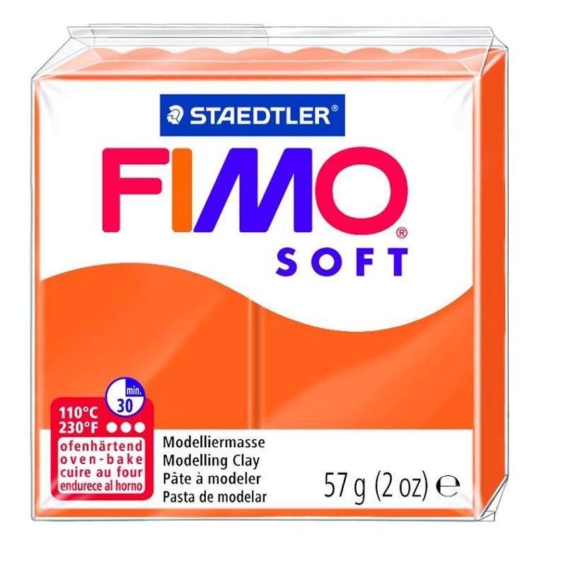 Voolimismass FIMO SOFT 57g, oranž