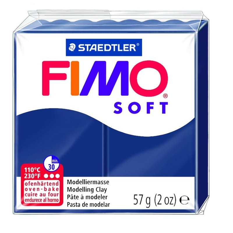 Voolimismass FIMO SOFT 57g, windsori sinine