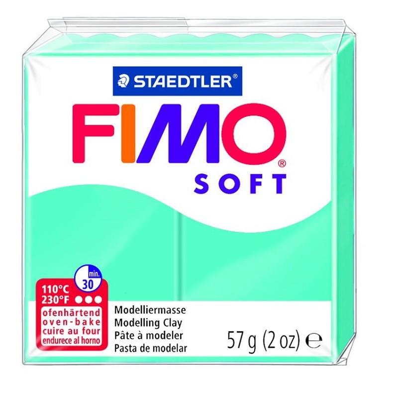 Voolimismass FIMO SOFT 57g, piparmünt