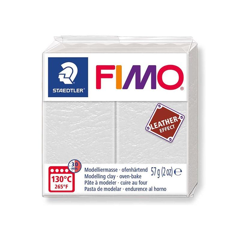 Voolimismass FIMO, naha imitatsioon, 57g, elevandiluu