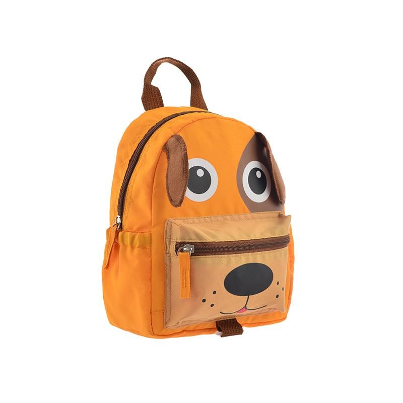 Seljakott YES K-19 Puppy, 24,5 x 20 x 11 cm, oranž