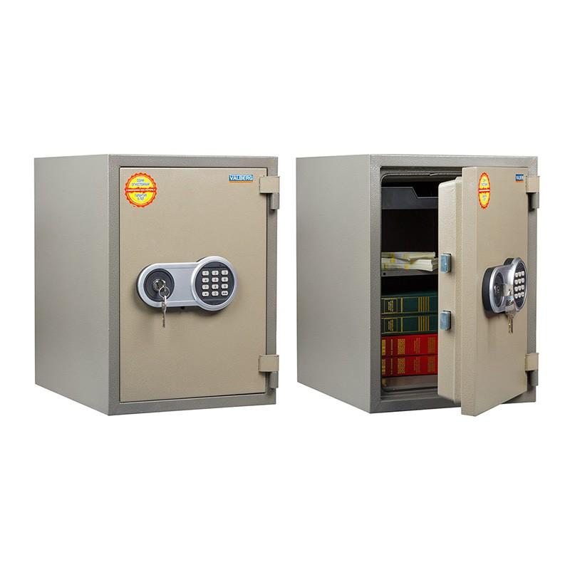 Seif tulekindel Promet VALBERG FRS-49 EL, elektrooniline-ja võtmelukk
