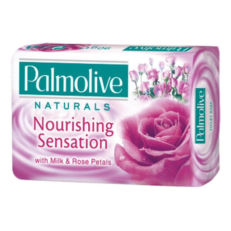 Tualettseep Palmolive Naturals Milk & Rose Petals 90g