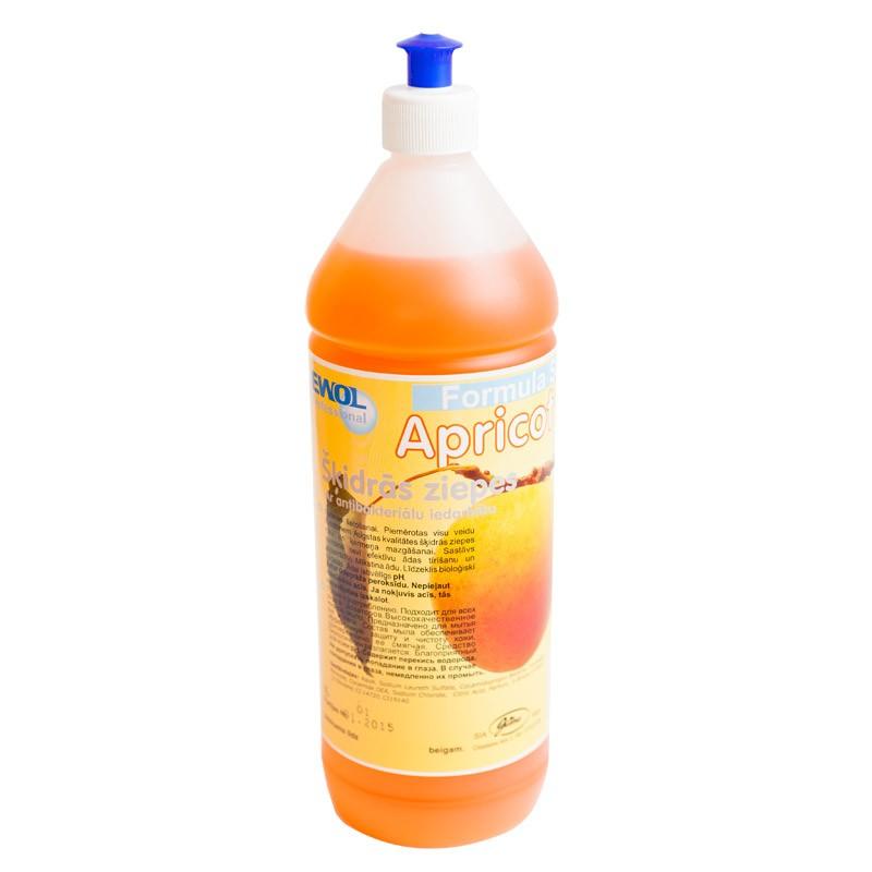 Vedelseep Ewol SD Formula, aprikoos, 1L