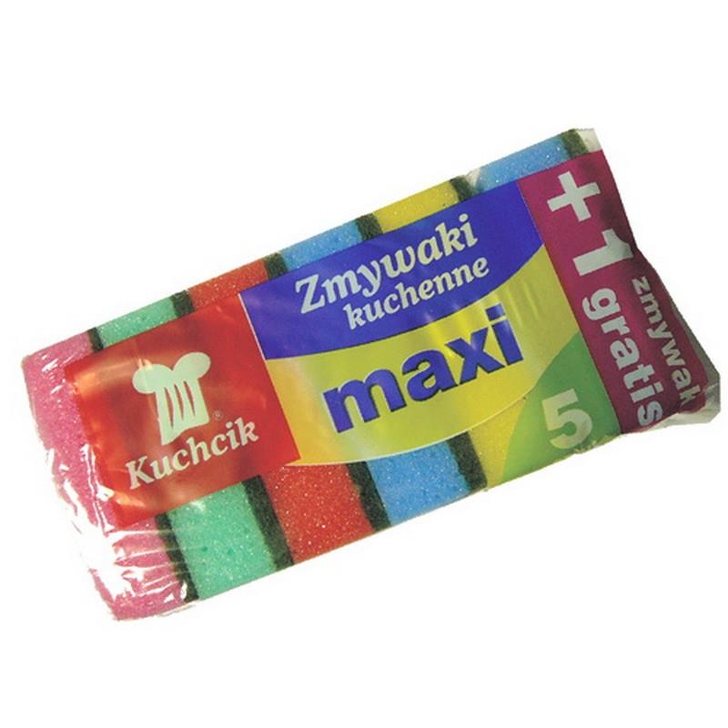 Puhastussvammid Kuchcik Maxi, 5+1 tk