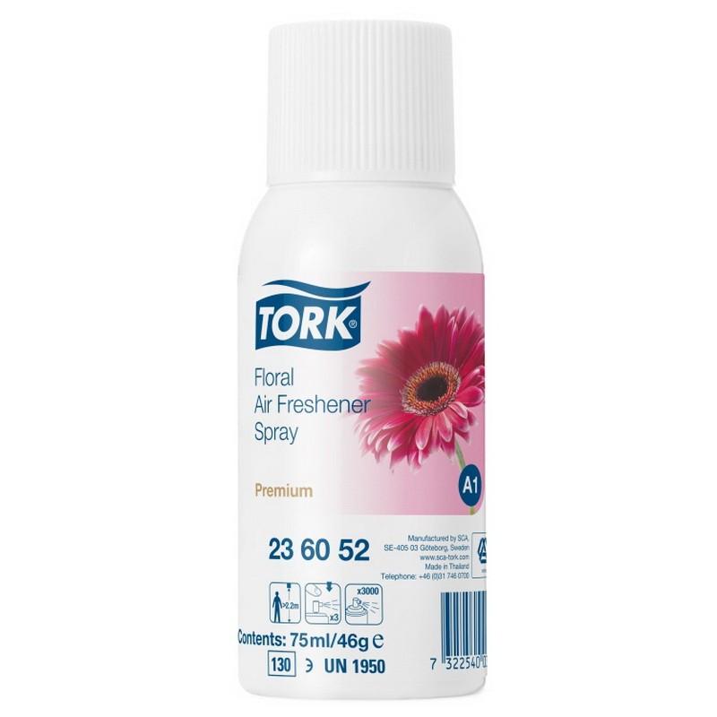 Õhuvärskendaja varuballoon Tork Premium  A1, Floral