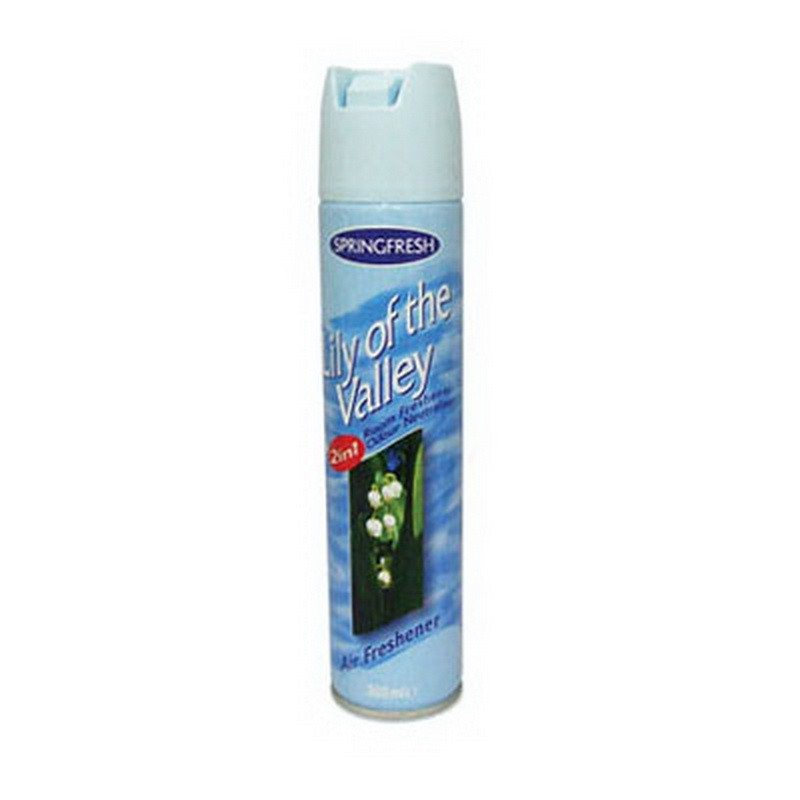Õhuvärskendaja Spring fresh Lily of the Valley 300 ml
