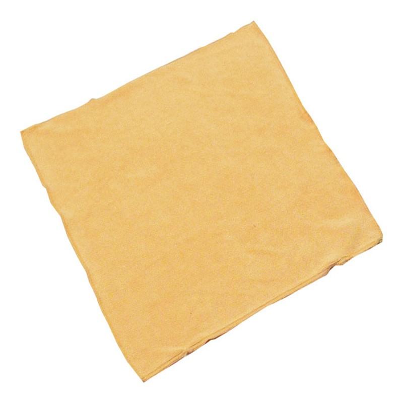 Puhastuslapp mikrokiust ABENA 40x40cm, kollane