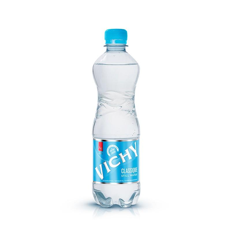 Mineraalvesi Vichy Classique Still 0,5l, plastpudel