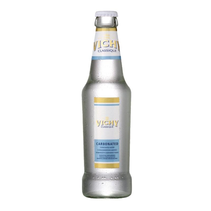 Mineraalvesi Vichy Classique karboniseeritud, 0,33l klaaspudel