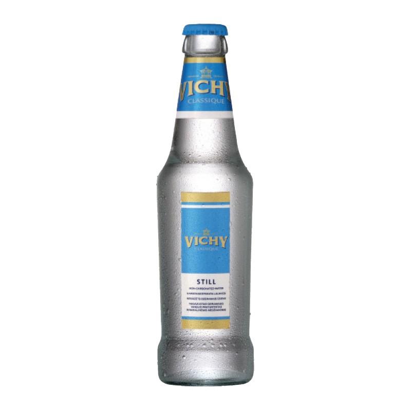 Mineraalvesi Vichy Classique Still 0,33l, klaaspudel