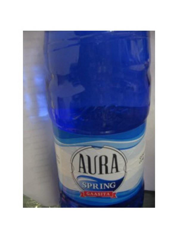 Vesi Aura Spring 1,5L, gaseerimata