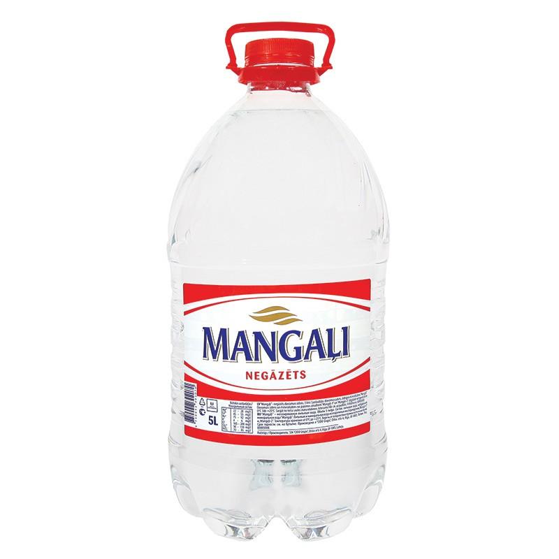 Mineraalvesi Mangali 5L