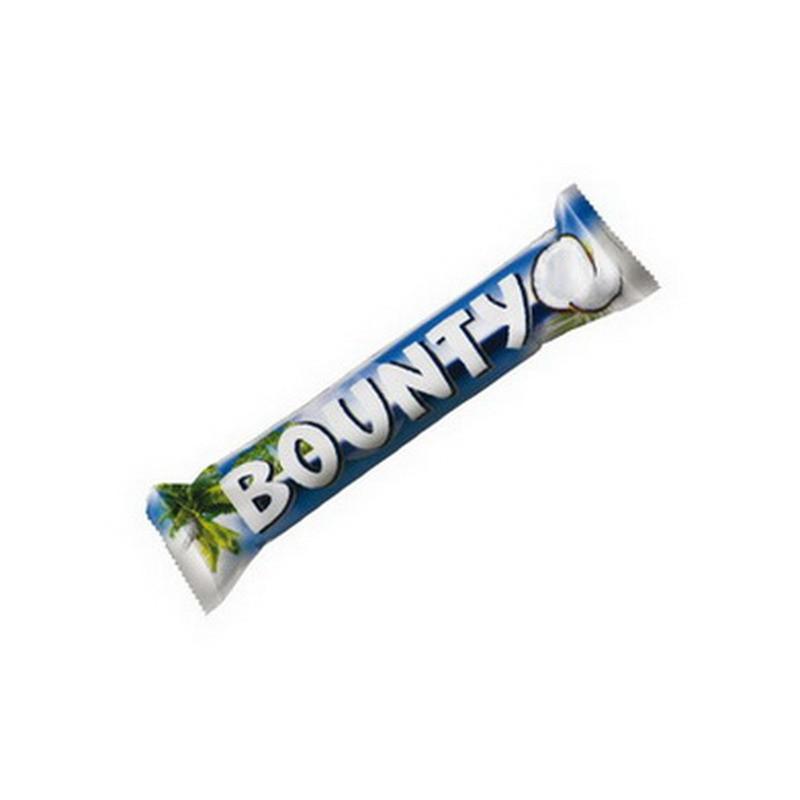 Šokolaad Bounty 57g