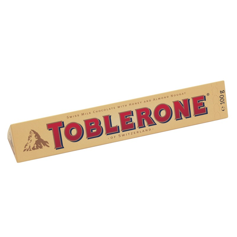 Piimašokolaad Toblerone, 100 g