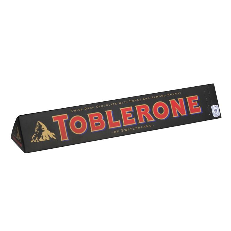 Tume šokolaad Toblerone, 100g